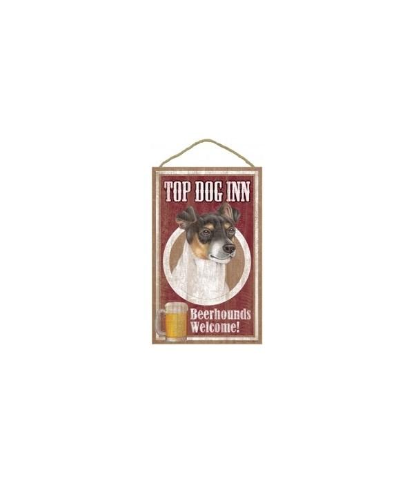 Top Dog Beerhound 10x16 Rat Terrier