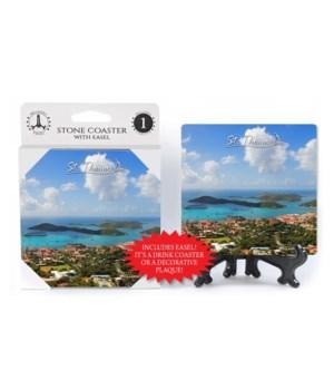 St. Thomas - Coast / Islands w/cruise sh