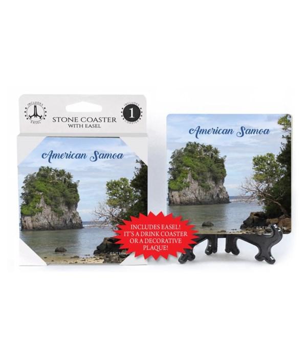 American Samoa - Pago Pago, Camel Rock n