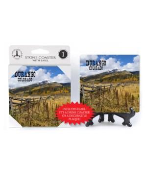 Durango, Colorado - Engineer Mountain -