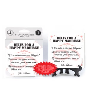 St. Lucia - Rules for a happy marriage C