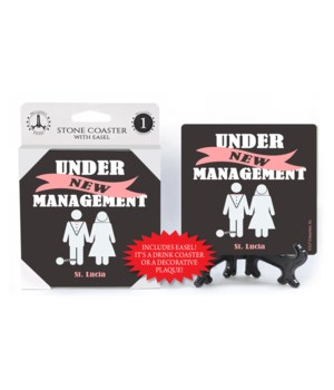 St. Lucia - Under NEW Management - Stick