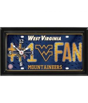 West Virginia University Clock