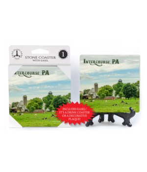 Intercourse, PA - farm landscape Coaster