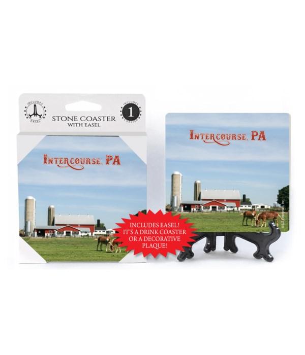 Intercourse, PA -farm w/ horses  Coaster
