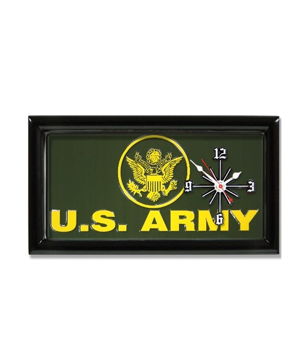 UNITED STATE ARMY CLOCK-Old View