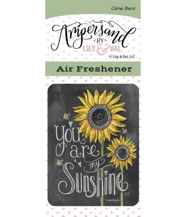 My Sunshine Air Freshener (Citrus Burst)