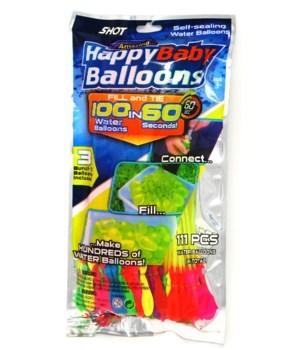 111 PC Water Balloons kit