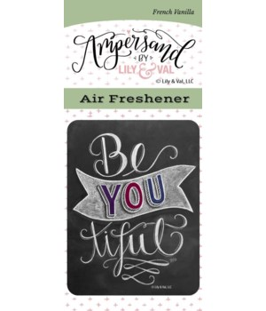 Be You Tiful Air Freshener (French Vanil
