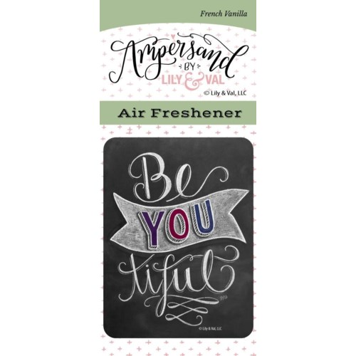 Be You Tiful Air Freshener (French Vanil - lily & val - Creemers