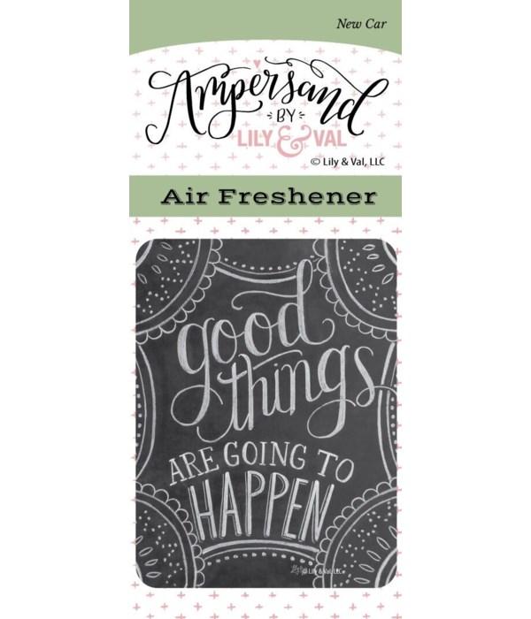 Good Things Air Freshener (New Car)