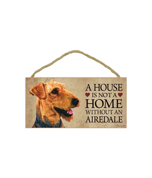 Airedale House 5x10