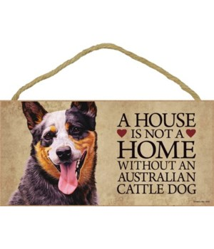 Australian Cattle Dog House 5x10