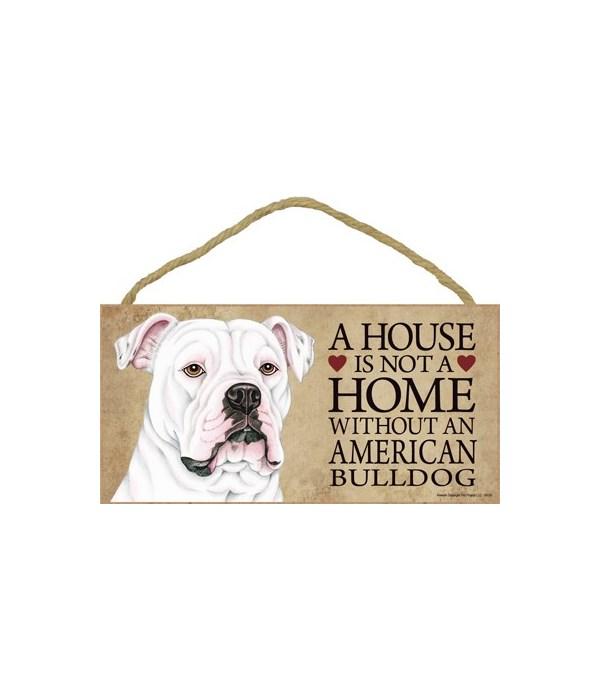 American Bulldog House 5x10