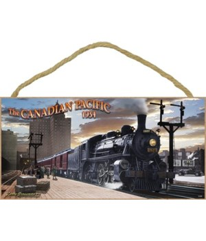 The Canadian Pacific 1934 (Train) 5x10