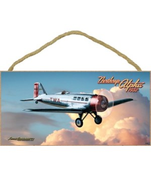 northrop Alpha 1932 (Plane) 5x10
