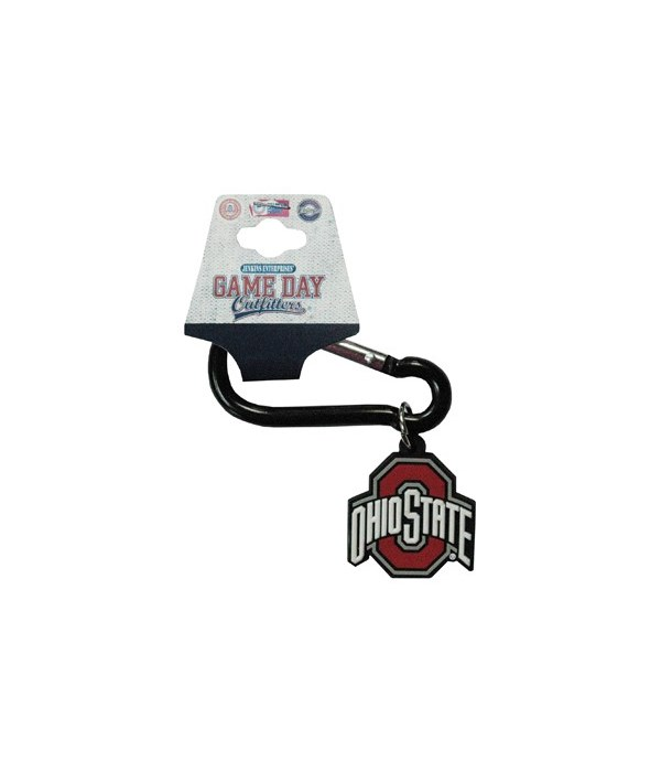 OH-S Keychain Carabiner PVC