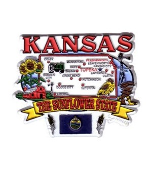 KS Magnet 2D State Map