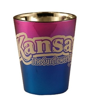 KS Shotglass Electro Bubble