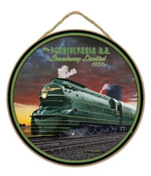 Pennsylvania RR Train