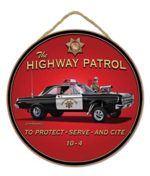 Highway Patrol - Police Car
