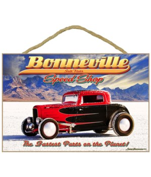 Bonneville Speed Shop 7x10.5