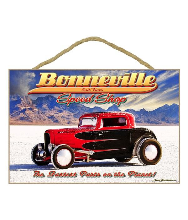 Bonneville Speed Shop 7x10.5