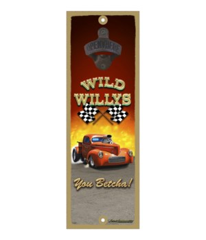 Wild Willys - You Betcha!
