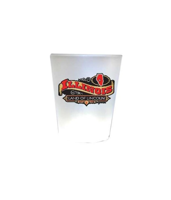 IL Shotglass Frosted Banner