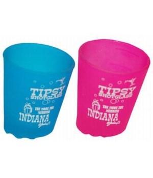 IN Shotglass Tipsy 4/A