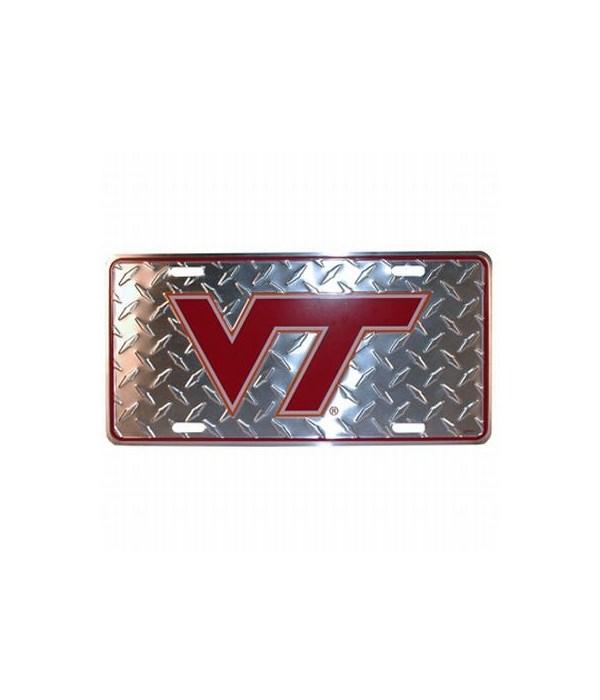 VA-T Car Diamond Plate