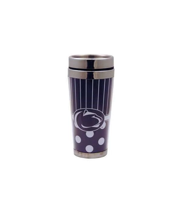 PA-S Polka Dot Travel Mug 14oz 6PC