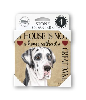 A house is not a home w/o a Great Dane