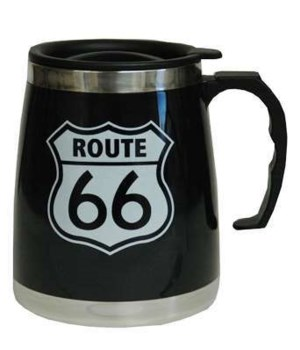 R66 Acrylic Big Boy Shield Mug