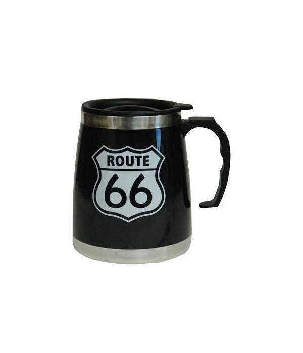 R66 Acrylic Big Boy Shield Mug