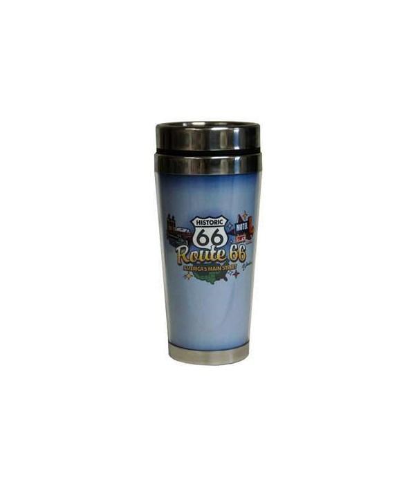 R66 Travel Mug 14oz