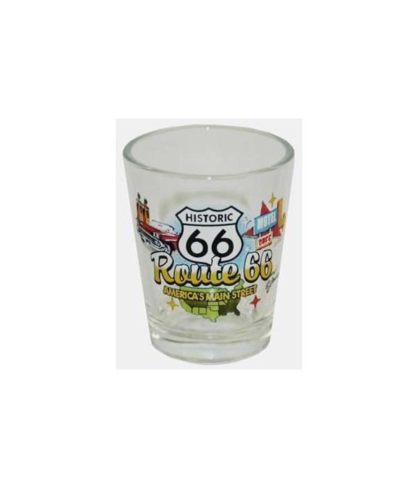R66 Shotglass Elements