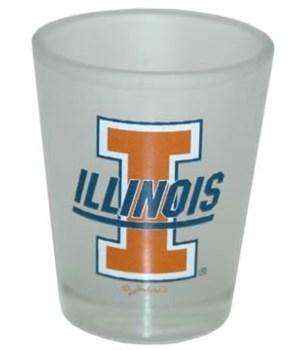 U-IL Shotglass Frosted
