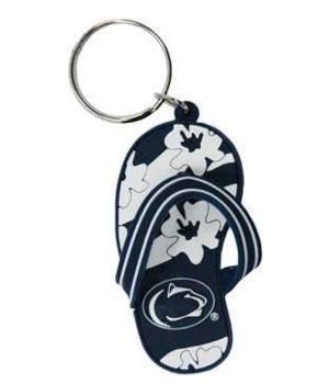 PA-S Flip Flop PVC Keychain 12PC