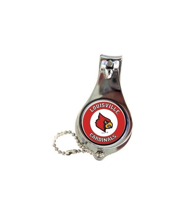 LOUI Keychain Nail Clipper Bullseye