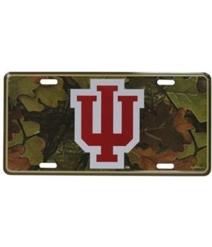 IN-U Car Tag Camo