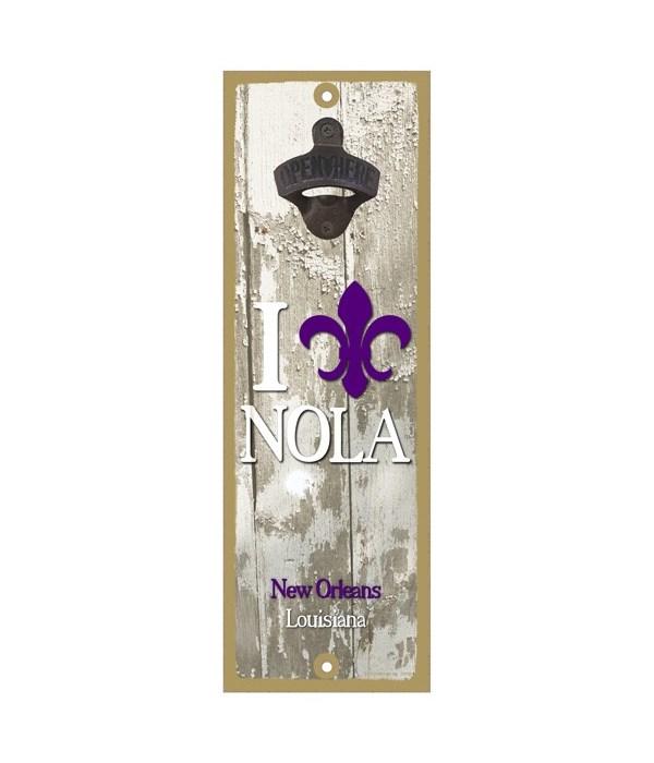 FLA - I (love) FLA - New Orleans, Loui