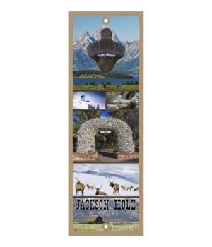 Jackson Hole - Collage of Jackson Hole
