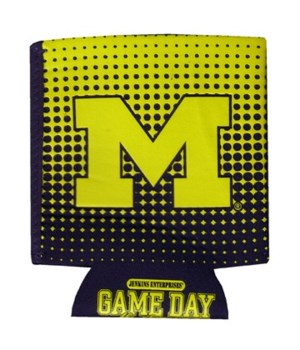 U of M Koolie Pocket Dot Pattern 12DP