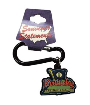 KY Keychain Carabiner PVC