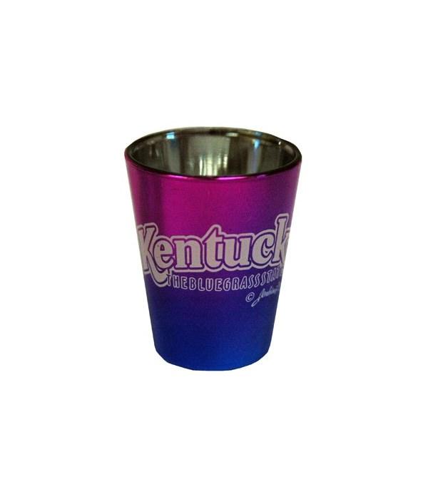 KY Shotglass Electro Bubble