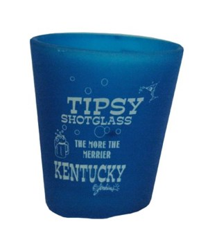 KY Shotglass Tipsy 4/A