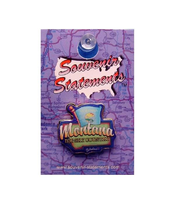 Montana Lapel Pin