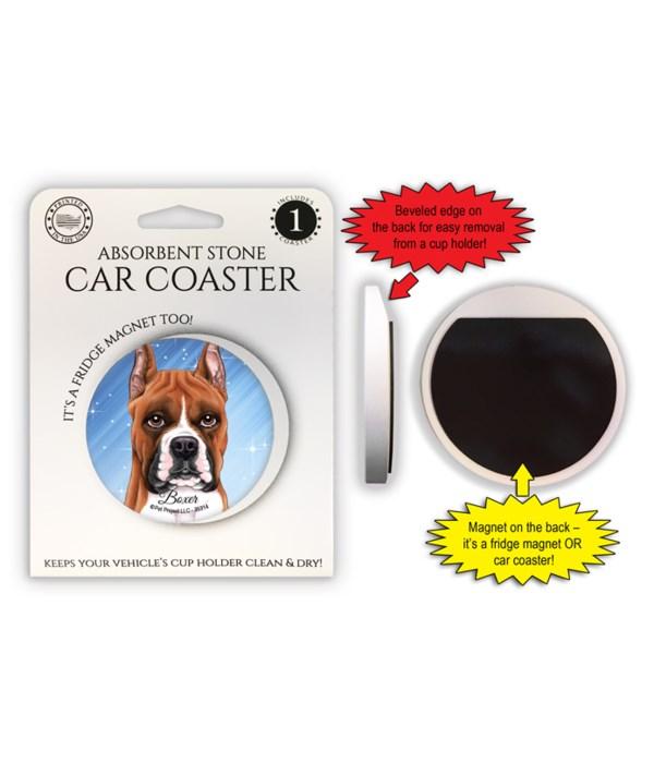 Boxer Magnet coaster