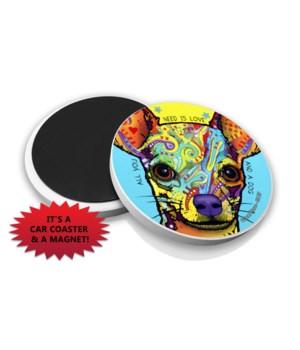 Chihuahua DR Car Magnet Bulk